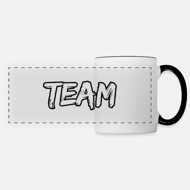 Team team - Panoramic Mug
