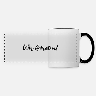 Marry Marry - Panoramic Mug