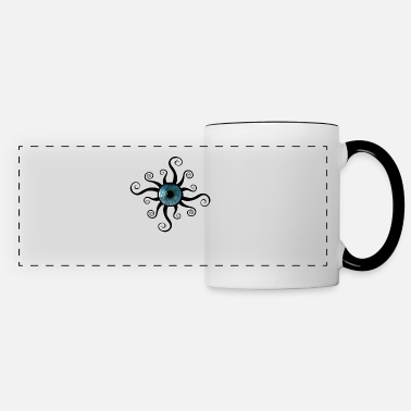 Pupil Eye pupil - Panoramic Mug