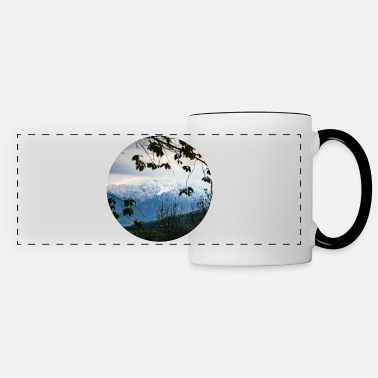 Alps Alps - Panoramic Mug