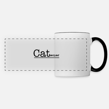 catmom - Mug panoramique