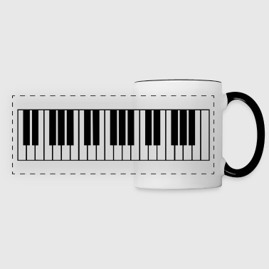 piano, piano keyboard - Panoramamok