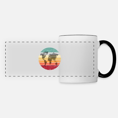 Protection Of The Environment World Environment Protection Climate Protection Eco - Panoramic Mug