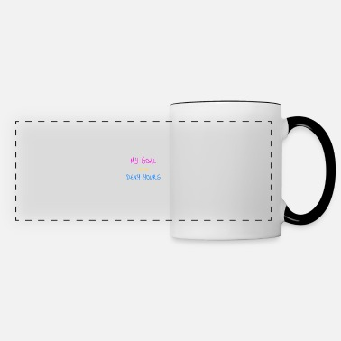Goalie Soccer Cute Soccer Goalkeeper for Soccer Goalie - Panoramic Mug