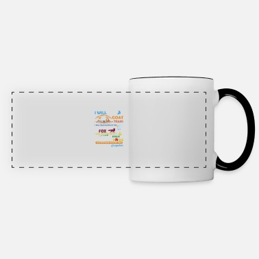 Read I Will Read Books Here And There Will Will Read Books - Panoramic Mug