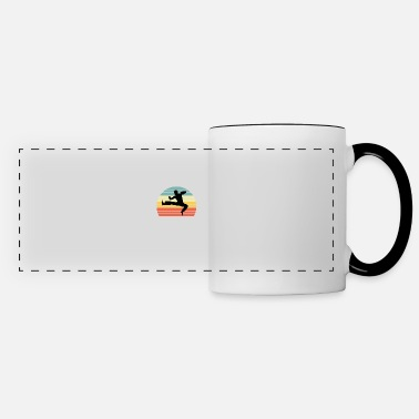 Fitness Hate People Gift Taekwondo Martial Arts Funny - Panoramic Mug