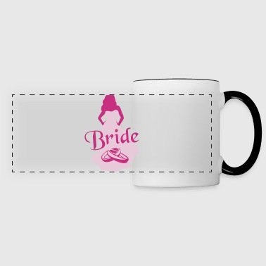 The Bride, Marriage - Panoramic Mug