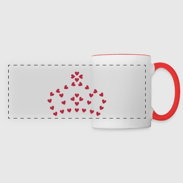 Crown_of_Hearts_cc4 - Panoramic Mug