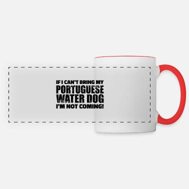 Water Dog Portuguese water dog - Panoramic Mug