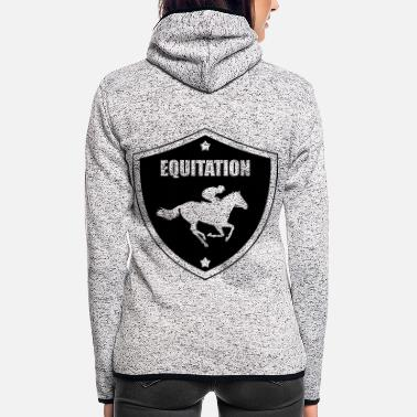 Equitation Equitation - Women's Hooded Fleece Jacket
