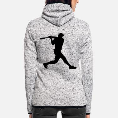 Baseball Baseball baseball - Women's Hooded Fleece Jacket