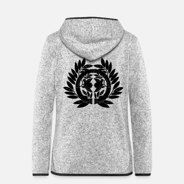 Clan Clan date - Women's Hooded Fleece Jacket