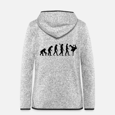 Hip Hip Hop - Women's Hooded Fleece Jacket