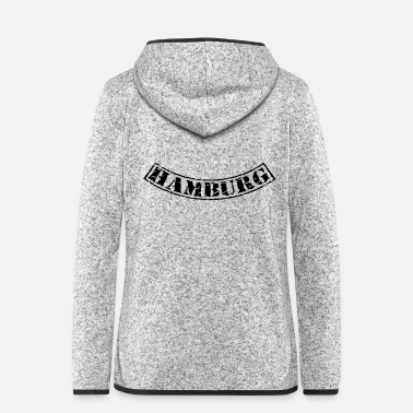 Neck Hamburg neck - Women's Hooded Fleece Jacket