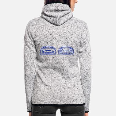 S14 Zenki S13 Pignose - Women's Hooded Fleece Jacket