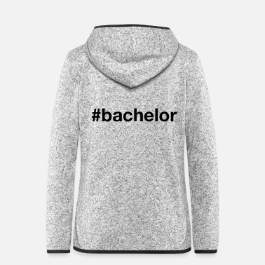 Bachelor BACHELOR - Women's Hooded Fleece Jacket