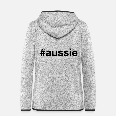 Aussie AUSSIE - Women's Hooded Fleece Jacket