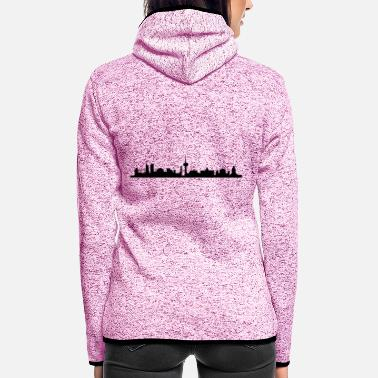 Berlin berlin - Women's Hooded Fleece Jacket