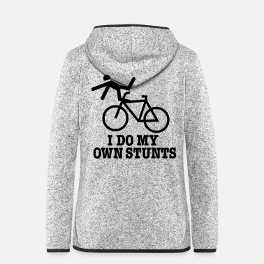 Stunt stunts - Women's Hooded Fleece Jacket
