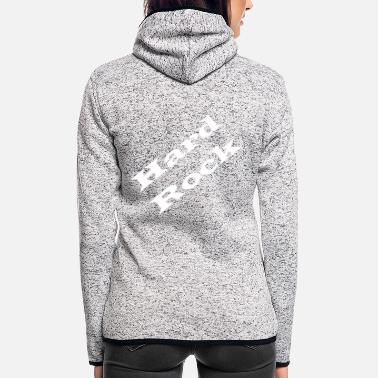 Hard Rock Hard Rock knows - Women's Hooded Fleece Jacket