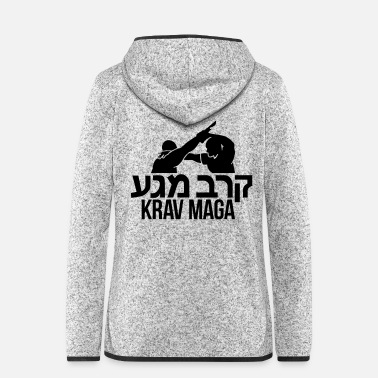 Krav Maga krav maga - Women's Hooded Fleece Jacket