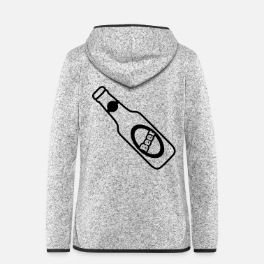Beer Beer - Women's Hooded Fleece Jacket
