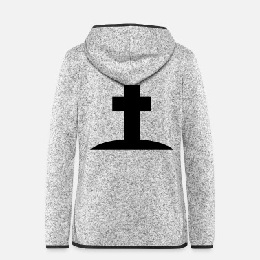 Grave grave - Women's Hooded Fleece Jacket
