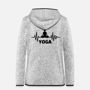 Yoga Yoga - Women's Hooded Fleece Jacket