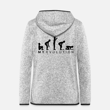 Evolution Mijn Evolution - Vrouwen fleece jack