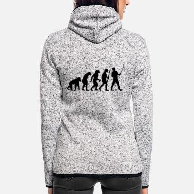Stick Evolution Stick - Women's Hooded Fleece Jacket