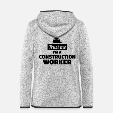 Worker Construction worker - Vrouwen fleece jack
