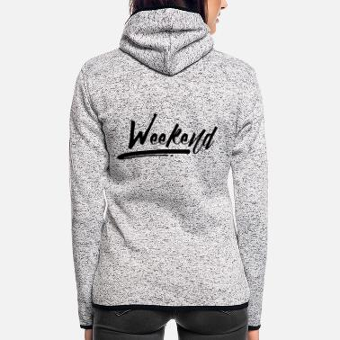 Weekend WEEKEND - Women's Hooded Fleece Jacket