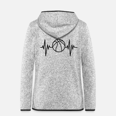 Pulse Basketball Pulse - Women's Hooded Fleece Jacket