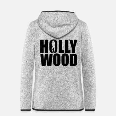 Hollywood Hollywood Babe | Hollywood Fashion - Veste à capuche polaire Femme