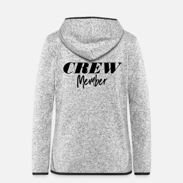 Occasion Crew Member - Women's Hooded Fleece Jacket