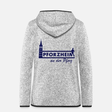Teen Pforzheim ten Pforzheim - Vrouwen fleece jack