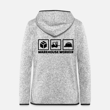 Worker Warehouse worker - Vrouwen fleece jack