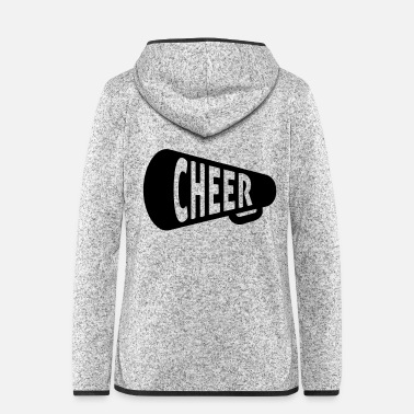 Cheers cheer - Women's Hooded Fleece Jacket