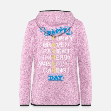 Fathers Day FATHER'S DAY - Women's Hooded Fleece Jacket