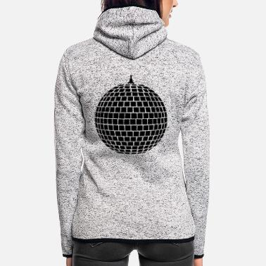 Disco Disco - Women's Hooded Fleece Jacket