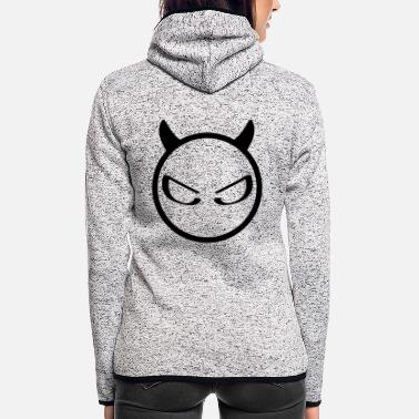 Shape Underwear evil - Women's Hooded Fleece Jacket
