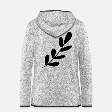 Leaf leaf - Women's Hooded Fleece Jacket