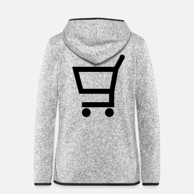 Shopping Shopping - Women's Hooded Fleece Jacket