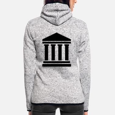 Court Court - Women's Hooded Fleece Jacket