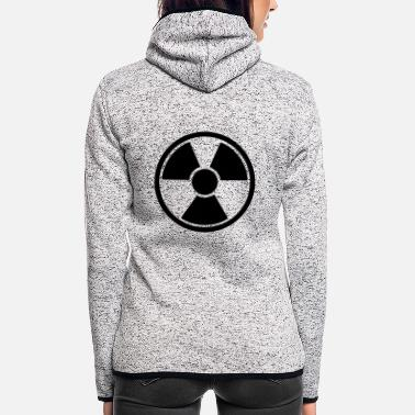 Nuclear nuclear - Women's Hooded Fleece Jacket
