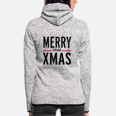 Xmas Xmas - Women's Hooded Fleece Jacket