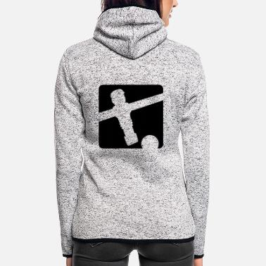 Kicker kicker partner - Kicker Shirt - Women's Hooded Fleece Jacket