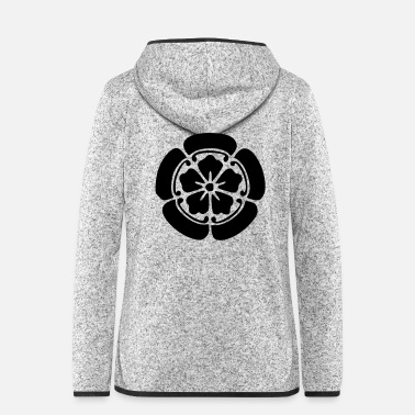 Clan Oda Clan - Women's Hooded Fleece Jacket