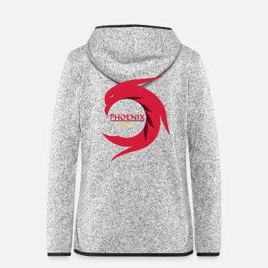 Phoenix gear - Women's Hooded Fleece Jacket