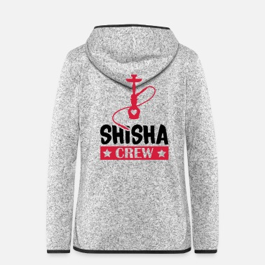 Egypt shisha_crew_2 - Women's Hooded Fleece Jacket